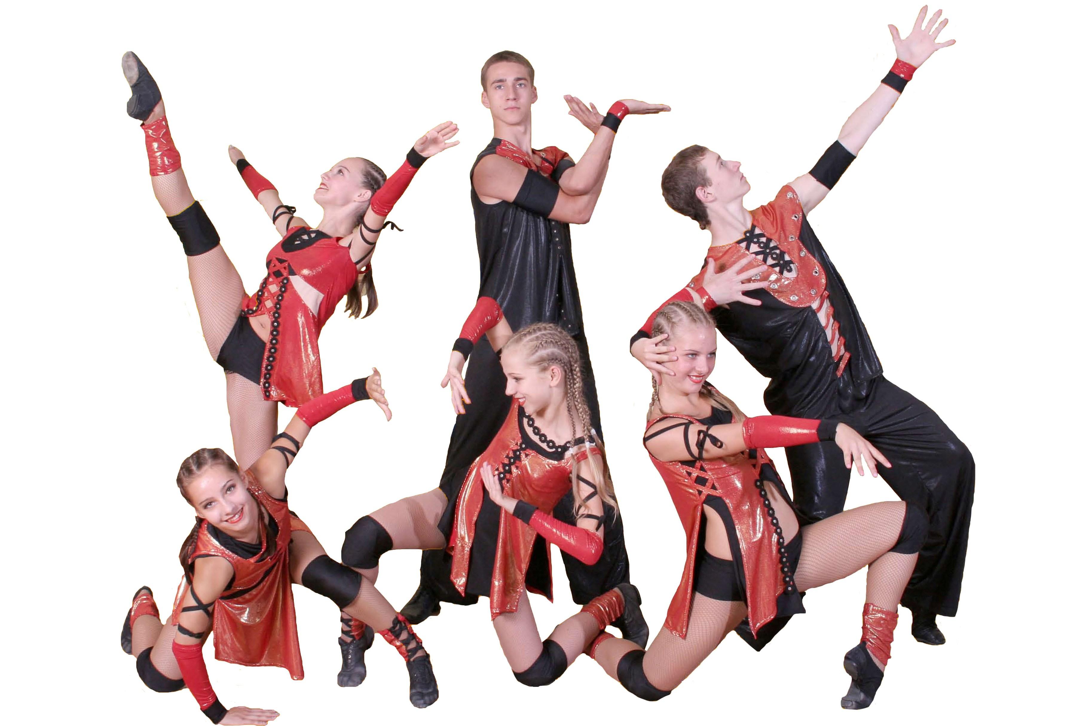 Картинка одежды для танец