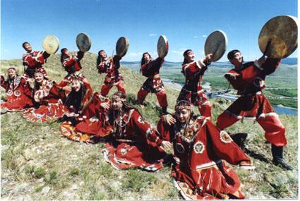 Бурятия народные танцы природа