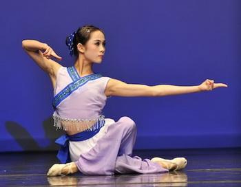 знакомство с классическим танцем